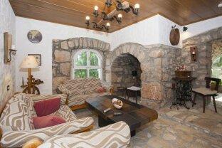 Steinhaus bei Vrbnik auf der Insel Krk