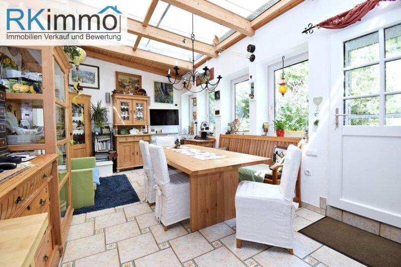 Landhaus mit mediterranen Flair in Ruhelage,  bestgepflegtes äußerst geschmackvolles Einfamilienhaus mit uneinsehbaren Garten /  / 2191Gaweinstal / Bild 8