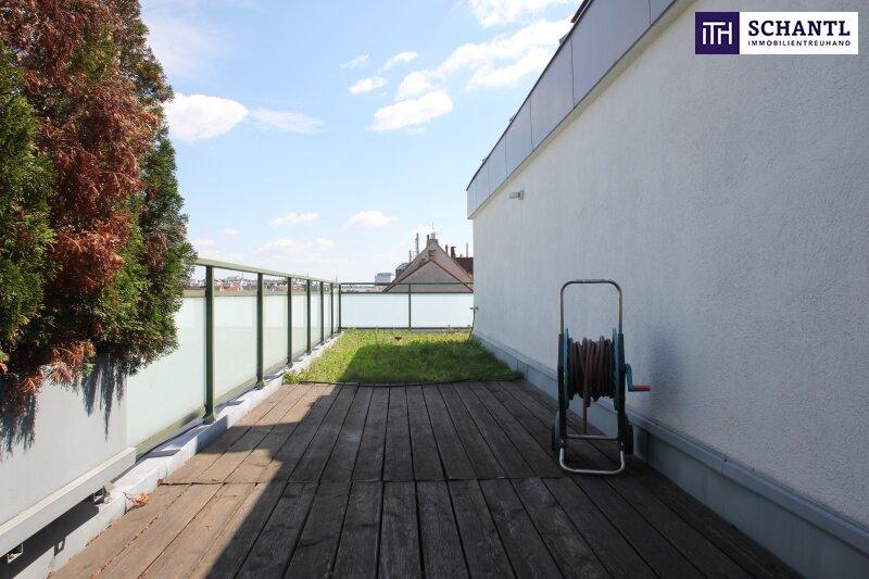Exklusive vollmöblierte Terrassen-Wohnung im Herzen des 6. Bezirks mit riesigen Terrassen! Nicht lange zögern! /  / 1060Wien / Bild 0