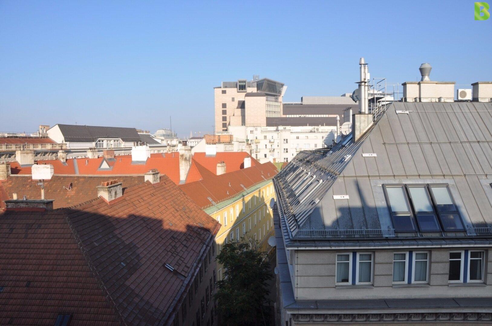 Dachgeschoß-aussichtsreich