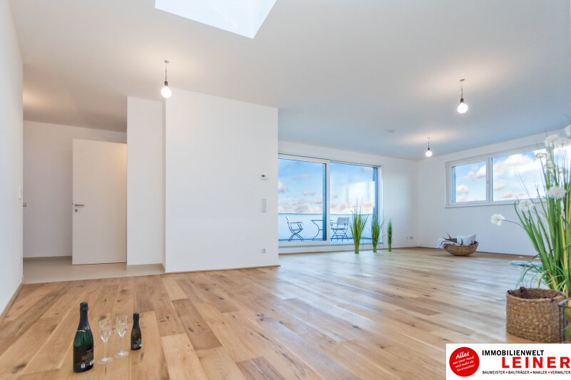 Lichtdurchflutete Dachgeschosswohnung mitten im Grünen | 60,53m²  | 2 Zimmer mit Terrasse | Provisionsfrei Objekt_14488 Bild_64