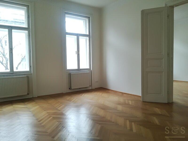 unbefristete 112 m² Altbaumiete /  3,5 Zimmer / Stilhaus /  U6 Nußdorfer Straße /  / 1190Wien / Bild 2