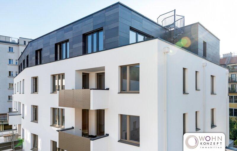 Goldegg Gardens: exklusiver 74m² Neubau + 64m² Terrassen - 1040 Wien /  / 1040Wien / Bild 0