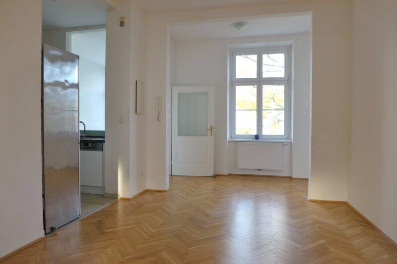 Ruhige Altbauwohnung mit Garten- und Saunamitbenützung /  / 1040Wien / Bild 3