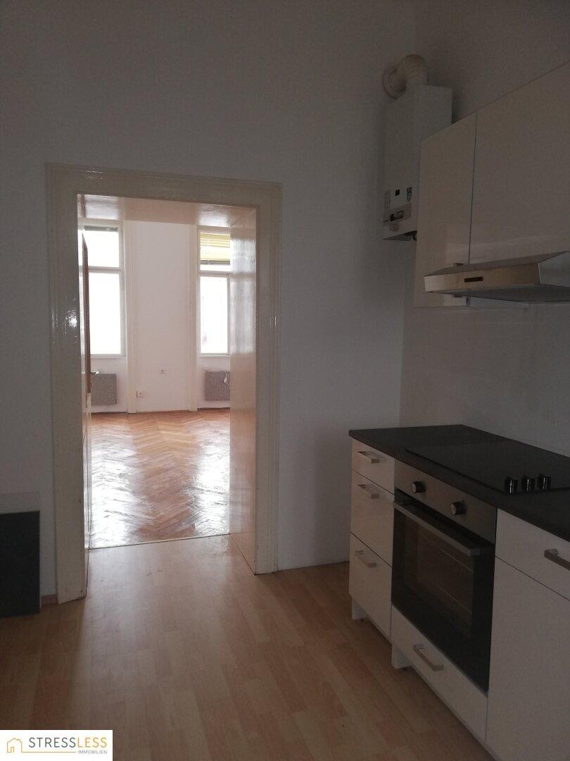 Vorzimmer, Küche
