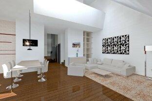 Prestigevolle DG Wohnung in bester Lage in Neubau !!!