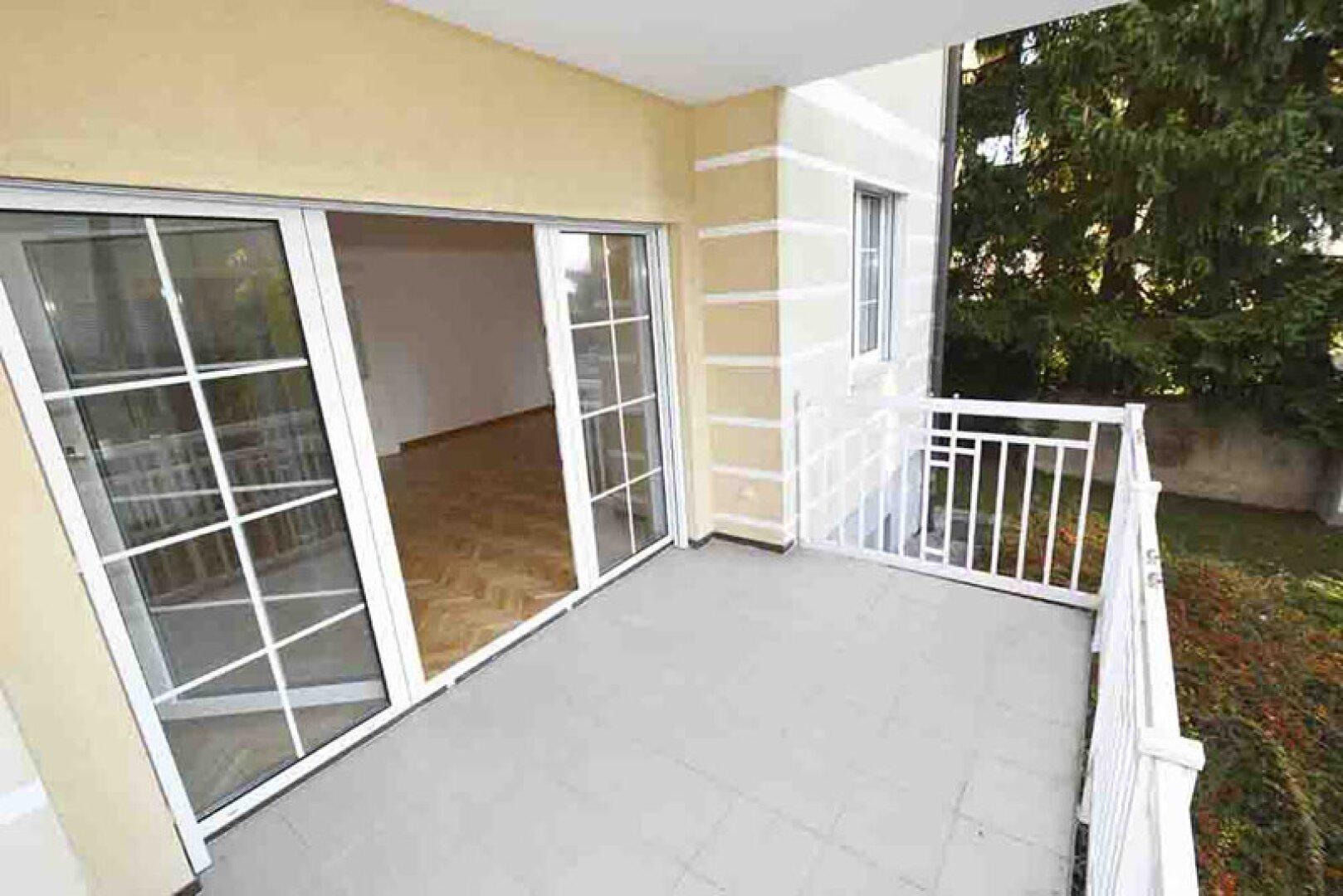 4. großer Balkon