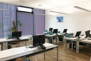 Top Schulungsräume - 376 m² mit Erweiterungsmöglichkeit - verkehrsgünstiger Lage