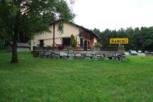 Gastwirtschaft nahe der Aussichtswarte im Burgenland