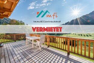 Erstbezug: Wunderschöne Kleinwohnung über 2 Etagen in Oberau