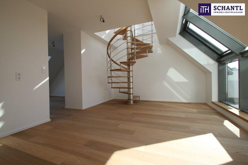 Top-Immobilie! Traumhafte Penthouse-Wohnung in einem komplett sanierten Haus! /  / 1190Wien / Bild 8