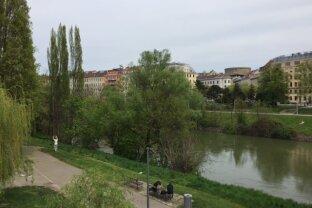 Stilaltbau im Servitenviertel, Nähe Donaukanal
