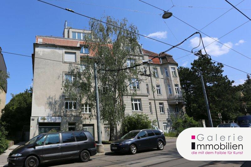Zentral begehbar - Sanierte 2-Zimmer-Altbauwohnung mit Balkon Objekt_35280 Bild_146
