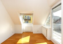 Helles Terrassen – Appartement in Währing Nähe Schubert-Park, U6