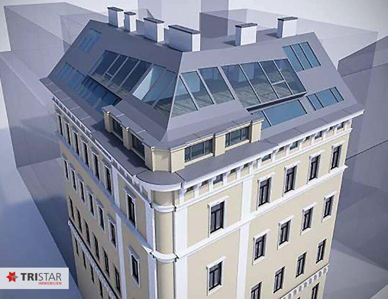 NEU! ++ 1070 Wien ++ 3 Exklusive Dachgeschosswohnungen mit Panoramablick (Top 15) ++ /  / 1070Wien / Bild 3
