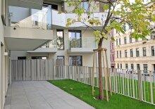 CG 1 - Wohnen im Cottageviertel! ERSTBEZUG Whg. mit Garten und Terrasse!