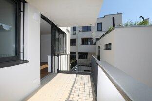 Stadtplatz - Hoftrakt - 2 Zimmer Wohnung mit Balkon