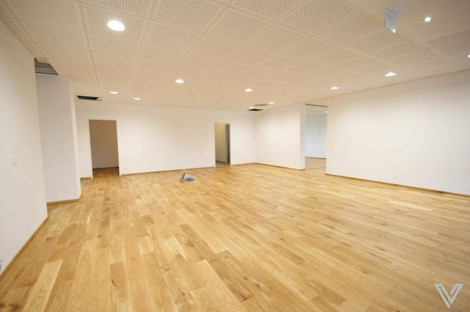 Eingangsbereich, Zentralraum