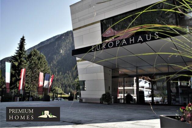 MAYRHOFEN im Zillertal - Verkaufsfläche/Geschäftsfläche in Zentrumslage-Europahaus