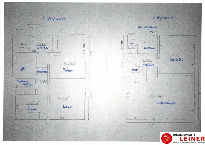 Margarethen am Moos -  Nähe Wien: Charmantes Einfamilienhaus mit Pool, Naturgarten und Ausbaupotenzial! Objekt_9363 Bild_590