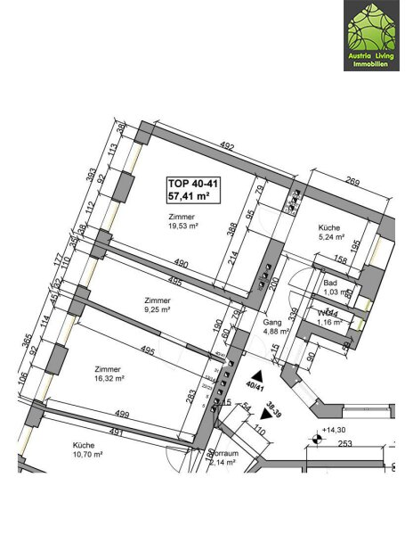 Altbau Ertsbezug--Smart Home-Living /  / 1050Wien / Bild 5