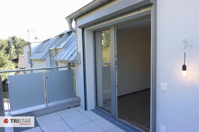 :::FRÜHLINGSAKTION - 1 PARKPLATZ GESCHENKT!!! Stylisches DG auf einer Ebene mit 2 Terrassen::: /  / 3400Klosterneuburg/ Maria Gugging / Bild 10
