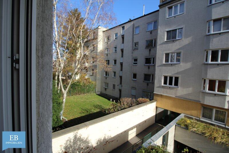 wunderbare Singlewohnung in absoluter Ruhelage (HOFLAGE) - Nähe U4 (Heiligenstadt)
