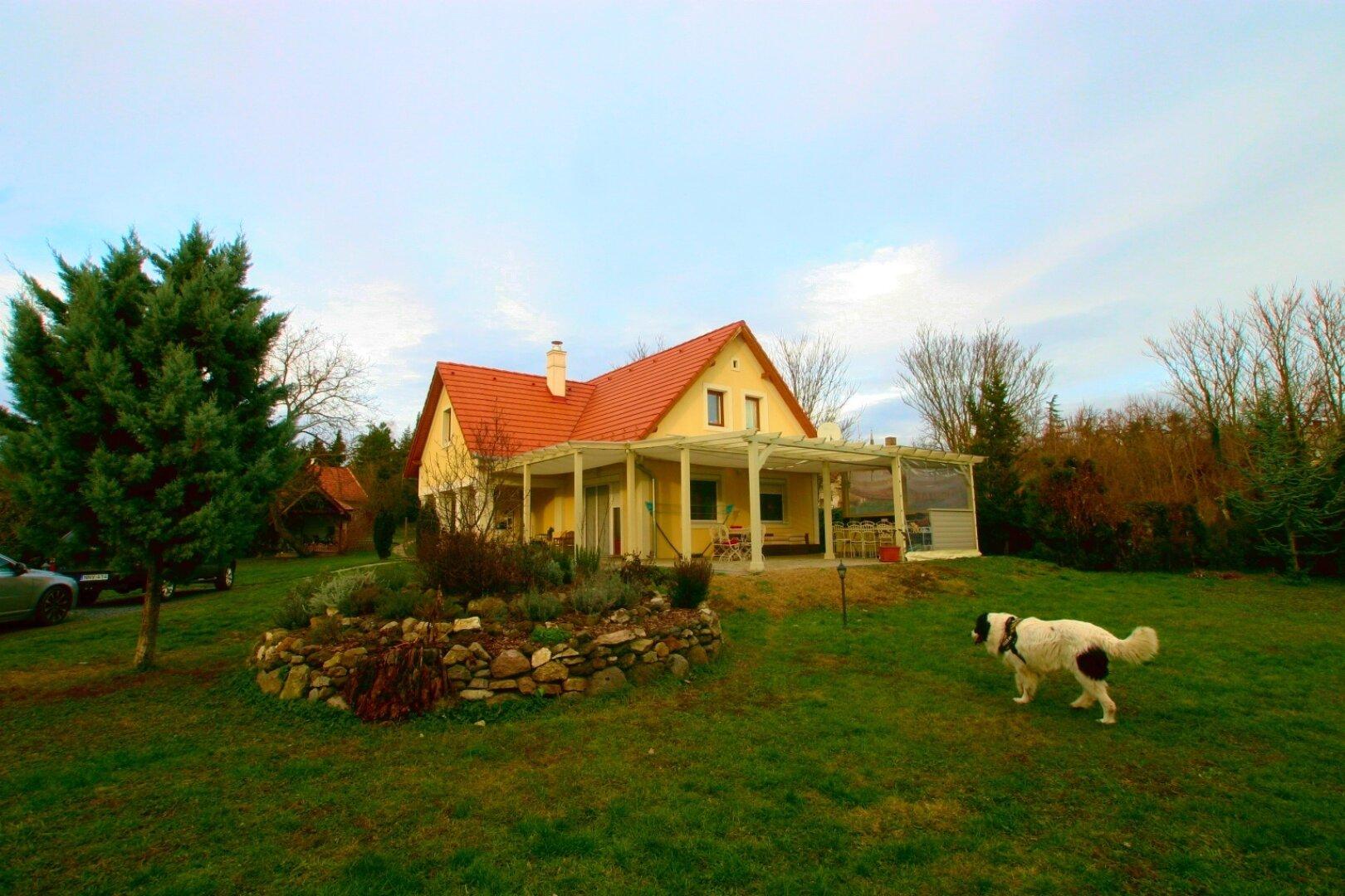 Haus von Garten