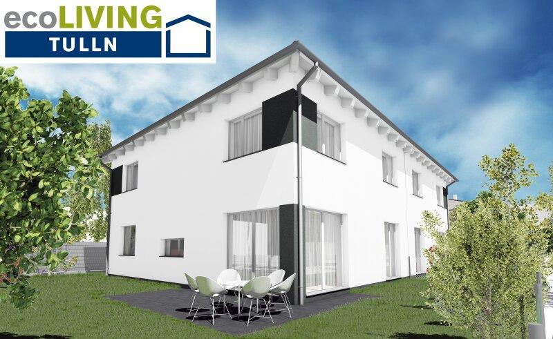 TULLN ERLEBEN - Hochwertige Doppelhäuser mit Eigengarten in beliebter Wohnlage /  / 3430Tulln an der Donau / Bild 1