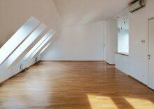 Helle Dachgeschoss-Maisonette mit Terrasse Nähe Rochusmarkt, U3