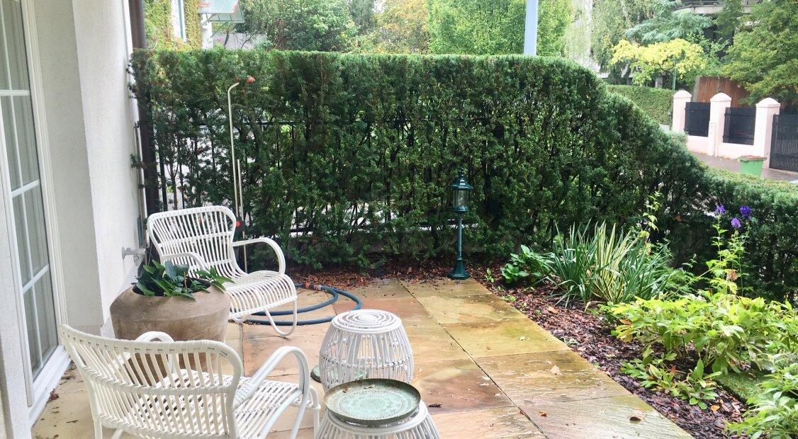 Cottageviertel 1180! Charmante 2-Zimmerwohnung mit Terrasse und Garten!