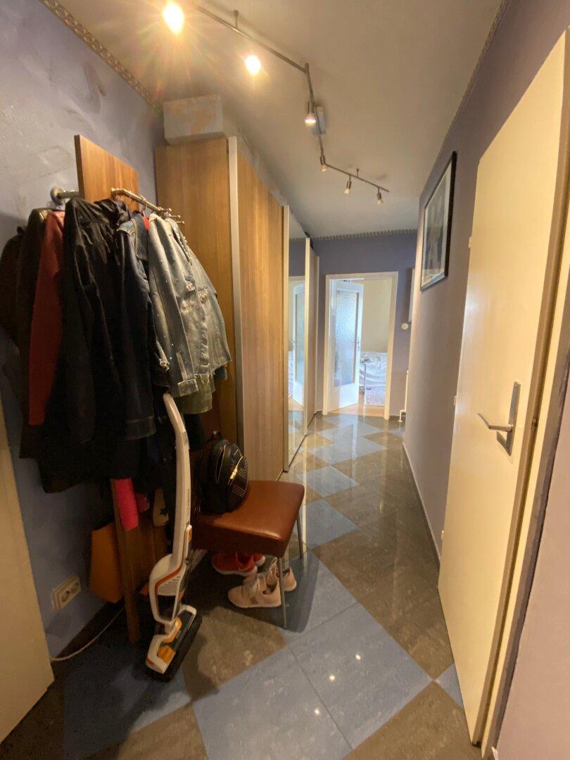 Garderobe, Vorzimmer