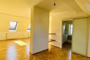 Spacious 3 bedroom apartment with duplex character in Gleisdorf