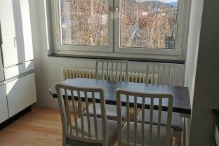 Helle 2 Zimmer-Wohnung mit Weitblick in Berndorf zu vermieten