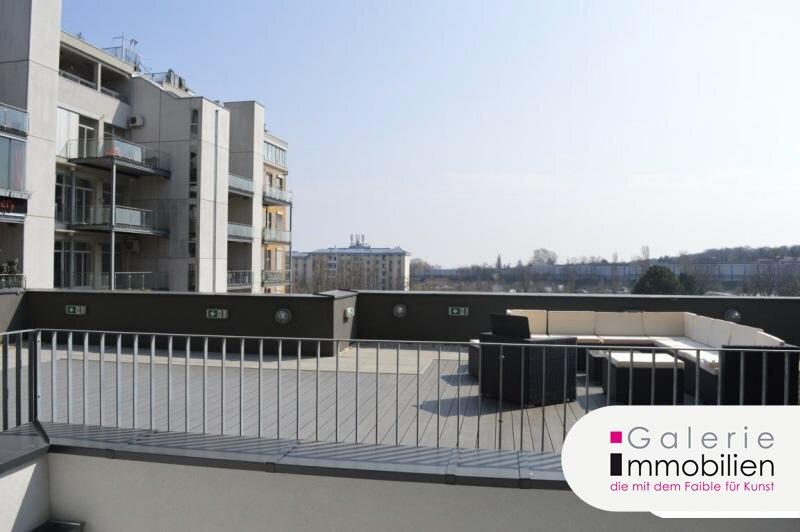 Wohnen und Arbeiten - große Terrasse - ehemalige Anker Brotfabrik Objekt_29597 Bild_52