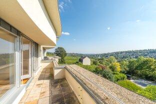 Terrassentraum: 4-Zimmer-Wohnung mit Fernblick in der Salmannnsdorfer Straße