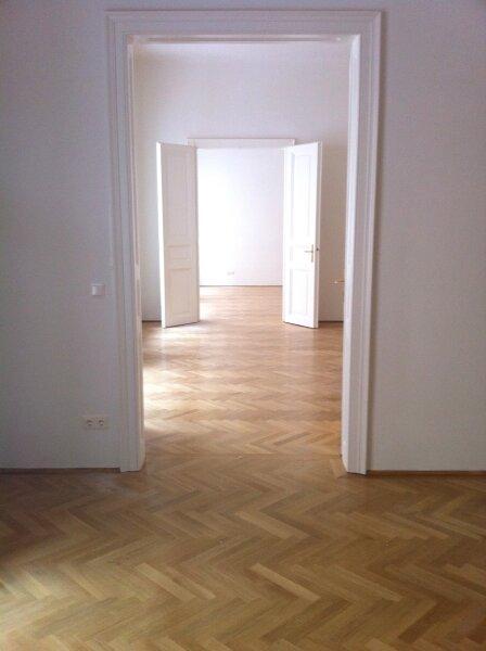 Wunderschöner Zweitbezug, 3 Zimmer-Altbauwohnung, 118m², nähe Karlskirche