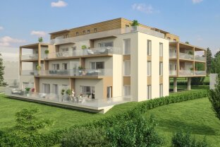 Charmante, neue Seeblick-Wohnung mit 70 m² Wohnfläche und 36 m² Terrasse am Klopeiner See, TOP 6, 1. OG - keine Maklerprovison