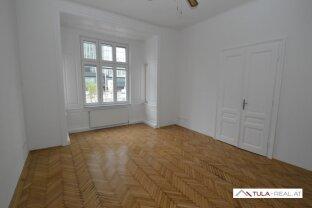 Saniertes Altbaubüro mit 3 Büroräumen | direkt am Hauptbahnhof | provisionsfrei