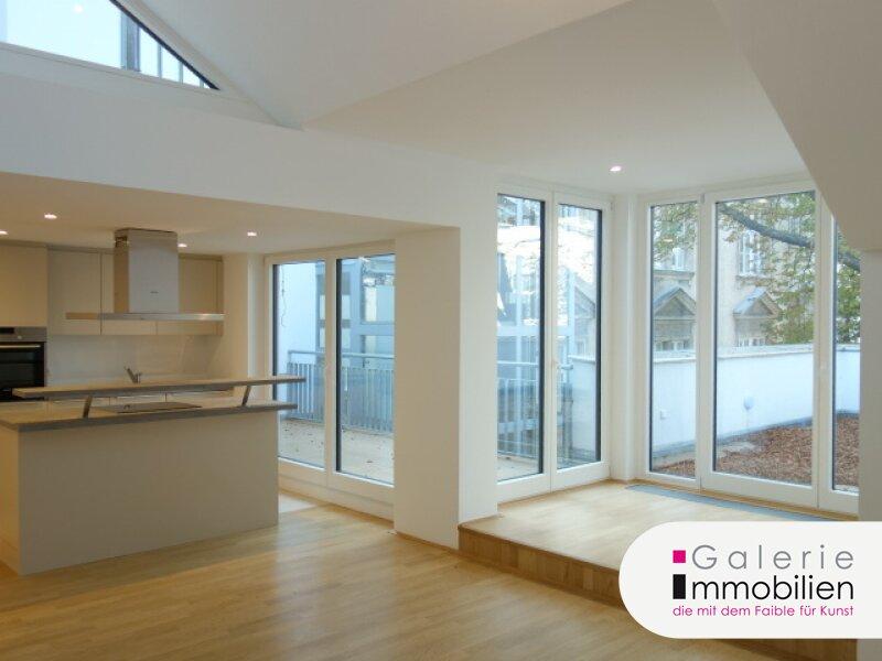 VIDEO: Helle 5-Zimmer-Dachwohnung mit 3 Terrassen und Klima im Erstbezug! Objekt_29186