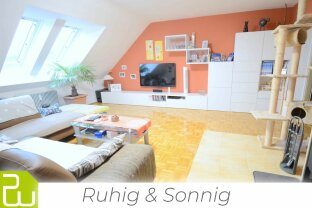 Charmante ! sonnige Wohnung mit perfekter Infrastruktur -- Wetzelsdorf !