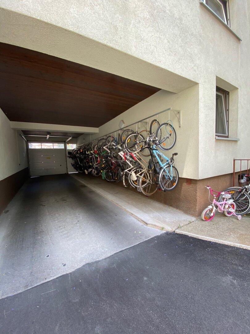 Fahrradplatz