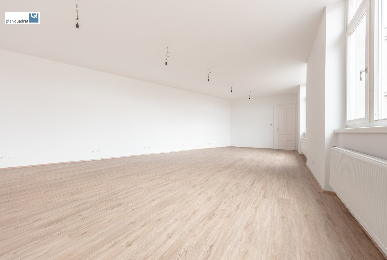 Büro-Hauptraum