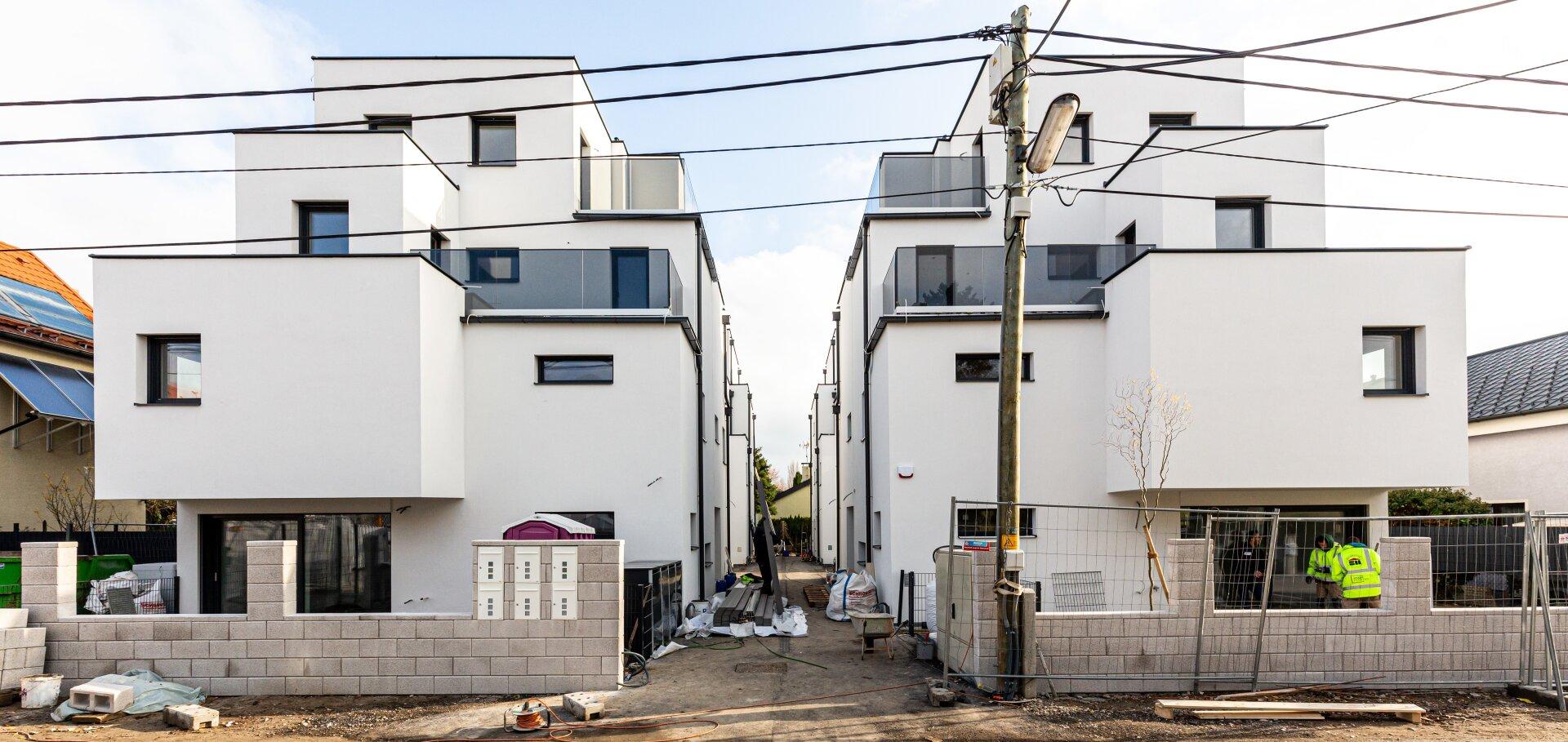 ARNIKA - Leben im Highend Doppelhaus mit unvergleichlicher Ausstattung (Projektansicht)