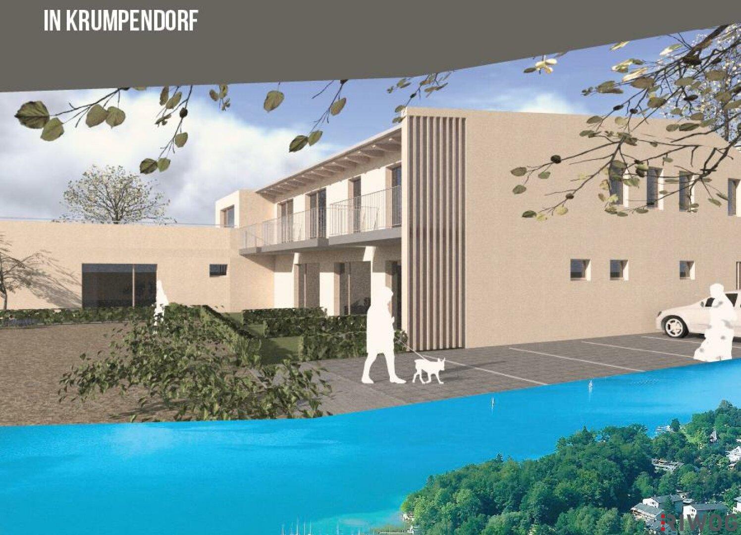 7 Wohnungen im Herzen von Krumpendorf (Projektansicht)