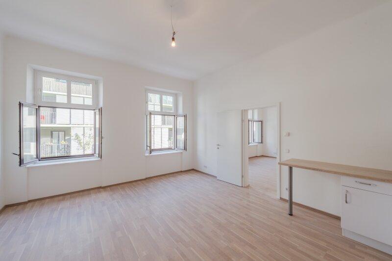 ++NEU++ Top-sanierter 2-Zimmer ERSTBEZUG, direkt am Brunnenmarkt! /  / 1160Wien / Bild 3