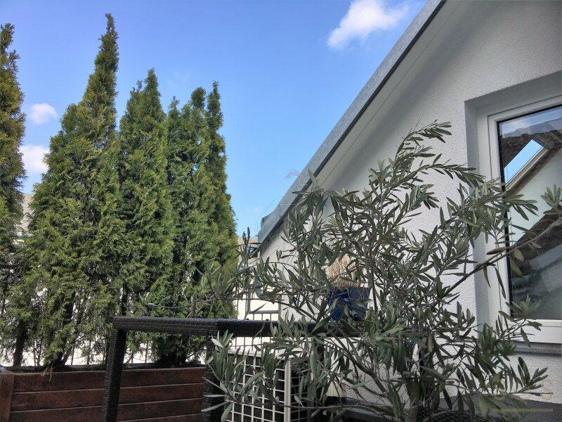 Dachgeschoßwohnung / 113 m² / 2 Zimmer & großer Wohnbereich / 16 m² Terrasse