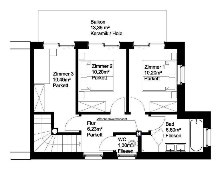 TERRASSENTRAUM SÜDSEITIG - Hochwertig ausgestaltetes Doppelhaus im Zentrum von Pressbaum - inklusive 2 Stellplätzen /  / 3021Pressbaum / Bild 5