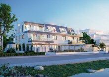 3-Zimmerwohnung mit Eigengarten - Direkter Ausblick auf die obere Alte Donau
