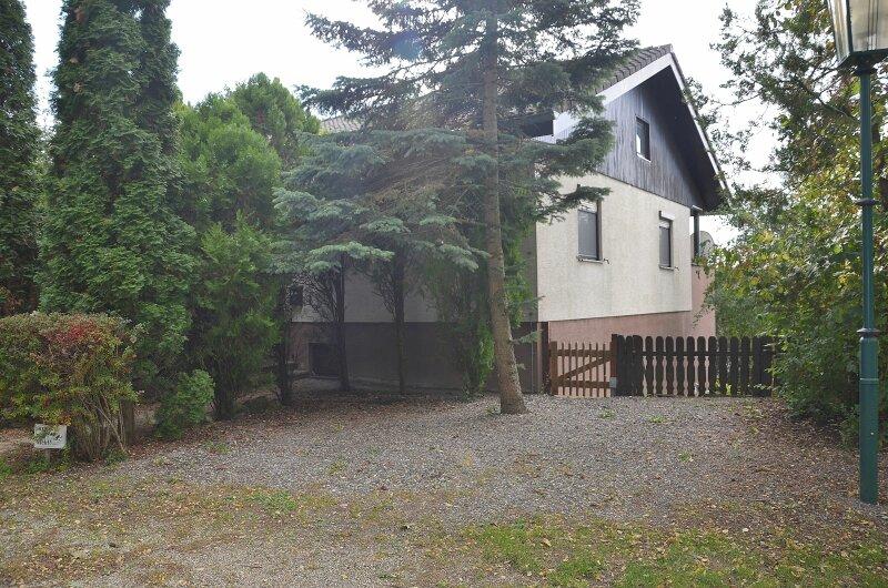 Einfamilienhaus mit Grünblick